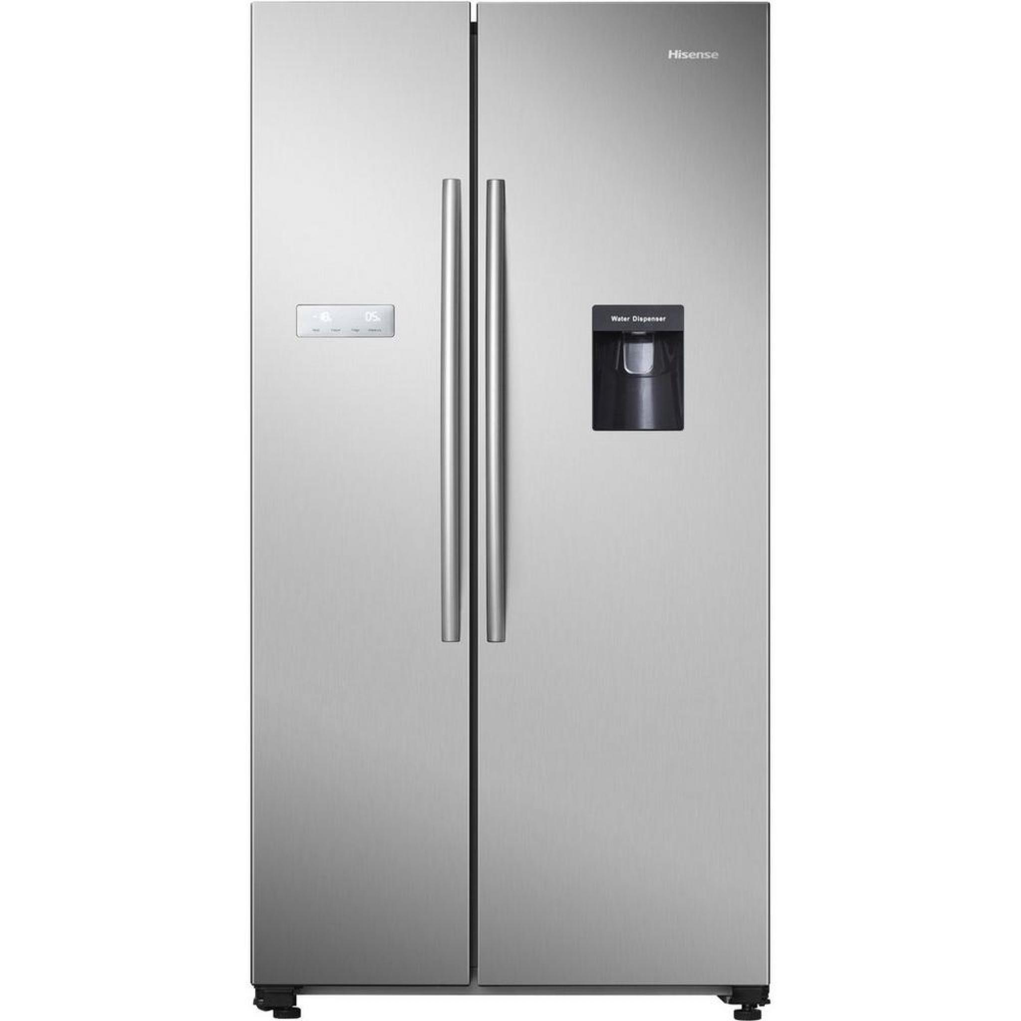 Hisense RS741N4WC11 American Fridge | Staines and Brights