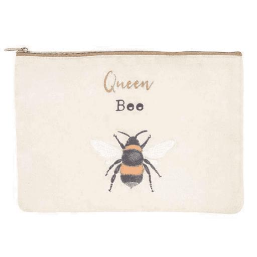 Make Up Bag Queen Bee