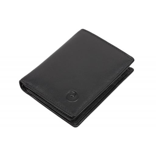 Wallet Origin Shirt Pocket Black