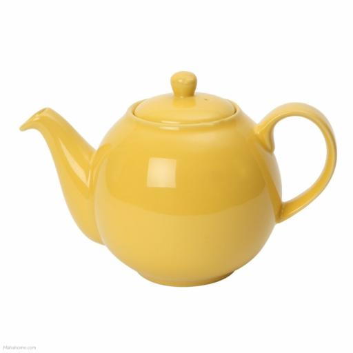 Teapot Lemon Yellow
