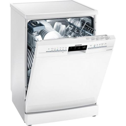 Siemens extraKlasse SN236W02JG Full Size Dishwasher - White - A++ Rated