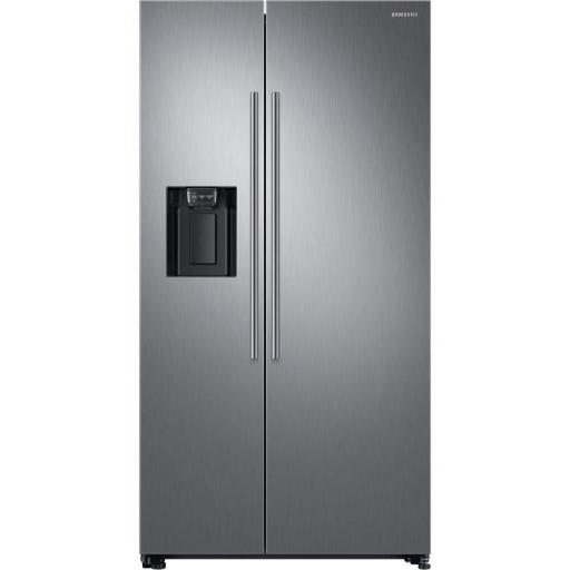 Samsung RS67N8210S9 American Style Fridge Freezer - Matt Stainless