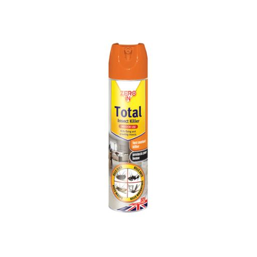 Total Insect Killer 300ml ZER905