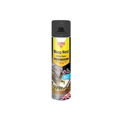 Wasp Nest Killer Foam 300ml ZER904