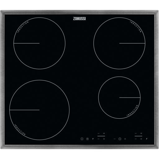 Zanussi ZIT6460XB Electric Induction Hob