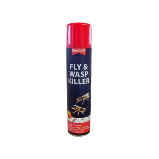 Fly & Wasp Kill Aerosol 300ml PSF126