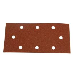 Sanding Sheets Orbital Hook & Loop Perforated Medium Grit (Pack of 5)