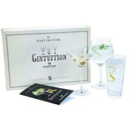 Dartington Crystal - Gintuition Set of 3