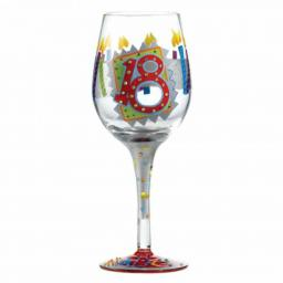 Lolita Wine Glass 18th