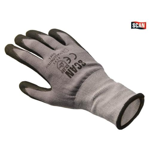 Scan Breathable Nitrile Gloves