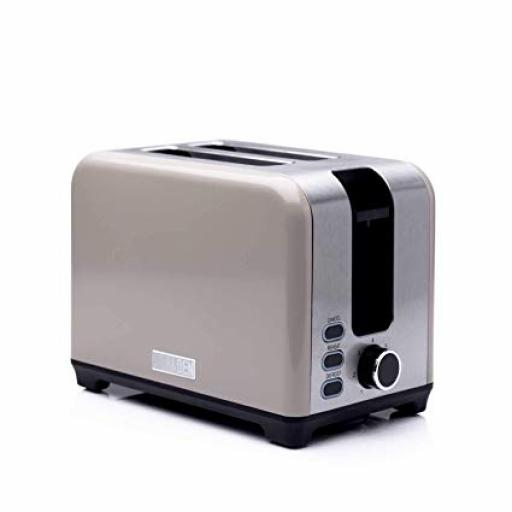 Flow Hoxton Toaster 4 Slice | Staines and Brights