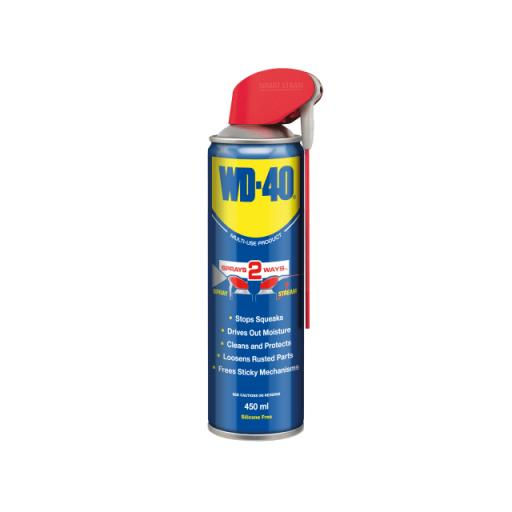 WD-40® Multi-Use Maintenance Smart Straw 450ml