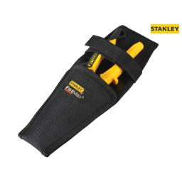 Yellow Aviation Snip & Holster Straight Cut 250mm (10in)