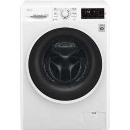 LG ELECTRONICS F4J608WN 8kg 1400 Inverter Direct Drive™ Washing Machine - BLUE WHITE - A+++ Energy Rated