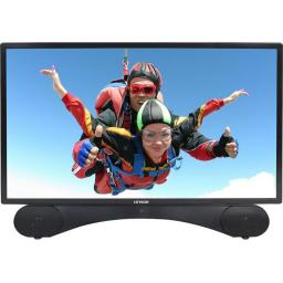 "Linsar X24DVDMK2 24"" Full HD LED TV + Built In DVD - A Rated"