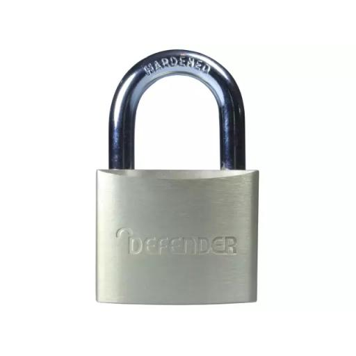 Defender Home Brass Padlock