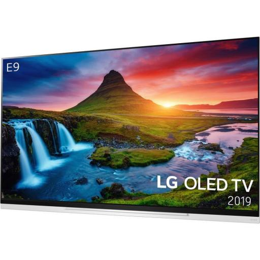 "LG OLED55E9PLA 55"" OLED TV Black,webOS-Freeview-Freesat-A Rated"