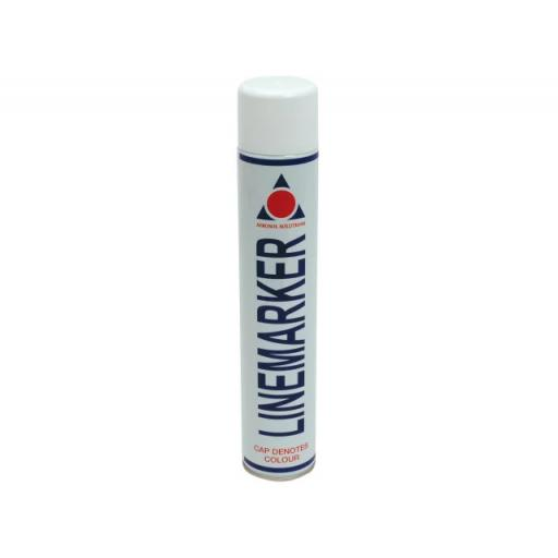 AeroSol Line Marking Spray Paint White 750ml