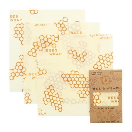 Bee's Wrap Cheese Wrap 3pk