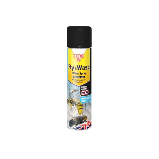 Fly & Wasp Kill Aero 300ml ZER906