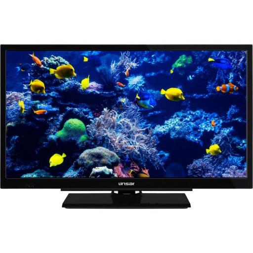 "Linsar 24LED1800 24 "" HD Ready SMART TV - Smooth Black - Energy Rated"