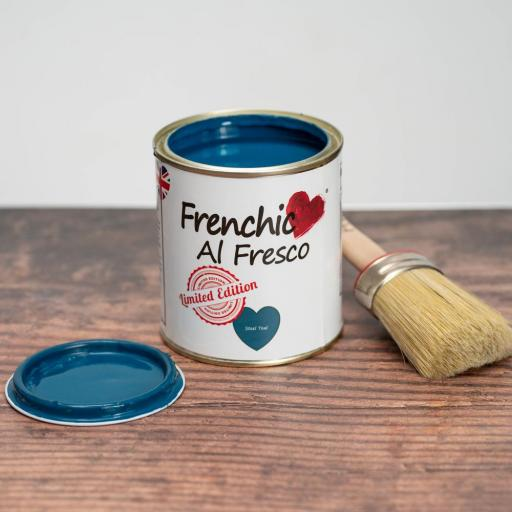 FRENCHIC AL FRESCO LIMITED EDITION STEEL TEAL