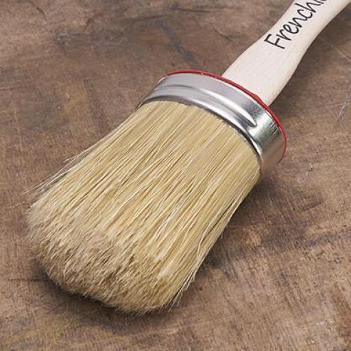 FRENCHIC Medium Oval Brush - 50mm