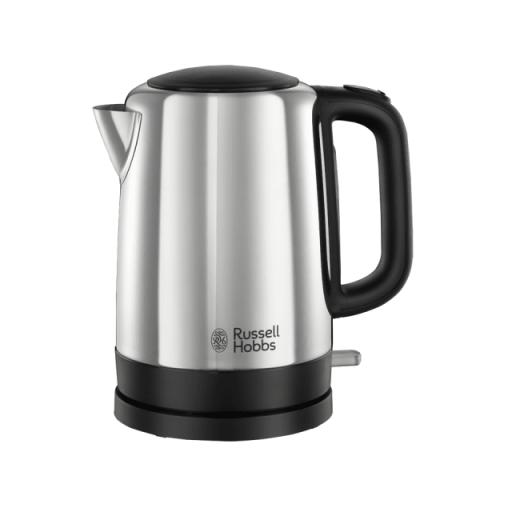 Canterbury Kettle Brushed Stainless Steel