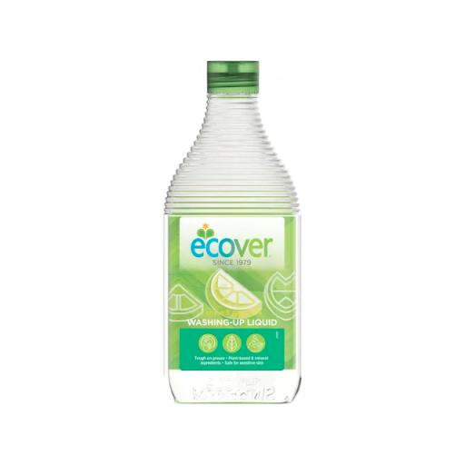 Washing Up Liquid Lemon/ Aloe Vera 450ml
