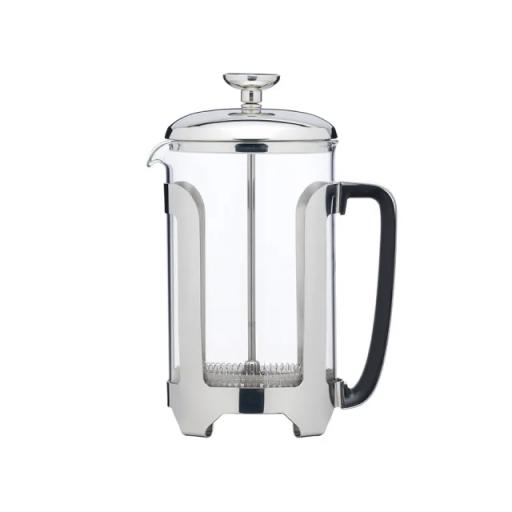 French Press Cafetiere Stainless Steel