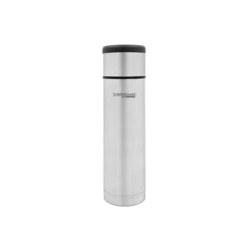 Thermocafe Flat Top Flask Stainless Steel