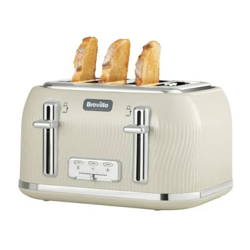 Flow Hoxton Toaster 4 Slice