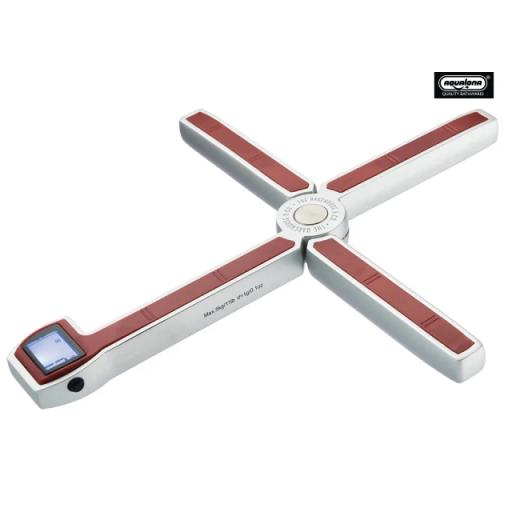 Folding Kitchen Scales Red