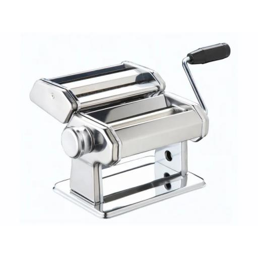 Italian Pasta Machine + Double Cutter