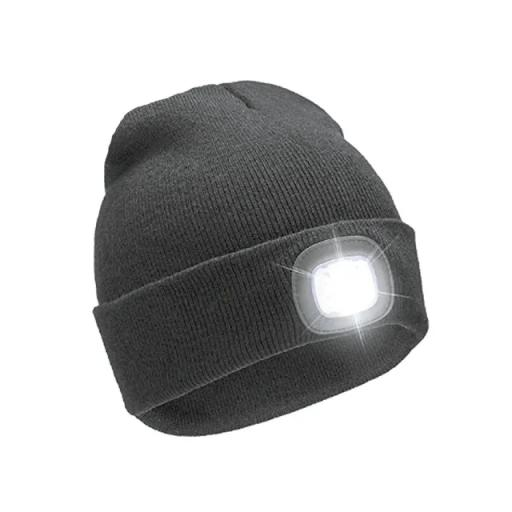 Hat With Rechargeable Light
