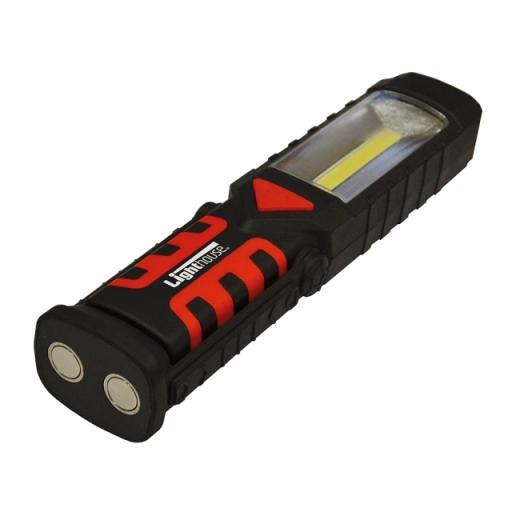 LED Swivel Light & Torch