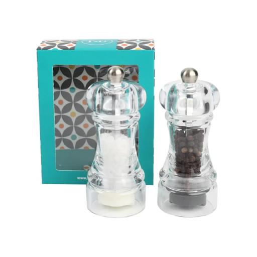 Capstan Slim-line Mill Set Acrylic 100mm