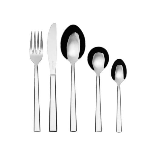 Mercury Cutlery Set 16 Piece + 8 Spoons