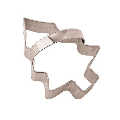 Stainless Steel Cookie Cutter & Handle