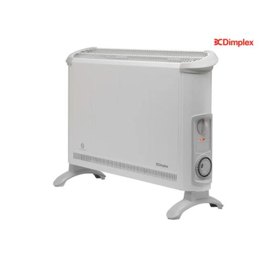 Convector Heater With Timer 2kW