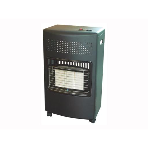 Portable Cabinet Heater 4.2kW with Regulator
