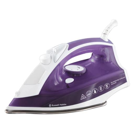 Supreme Steam Iron Stainless Steel Sole
