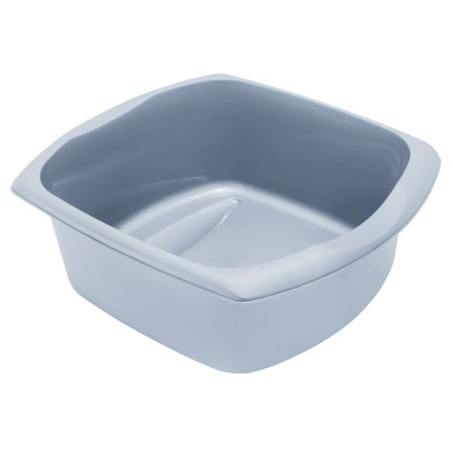 Eco Range Rectangle Bowl Grey Large