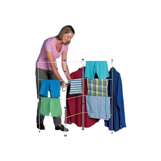 20in Clothes Horse 3/4 Fold