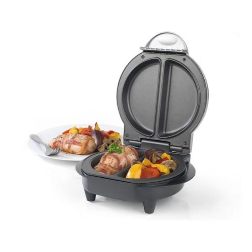 Omelette Maker 750W + Recipes
