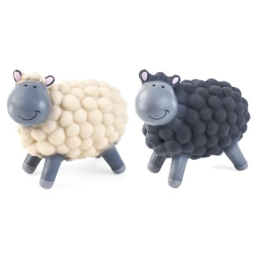 Latex Sheep Toy Count Sheep Cream