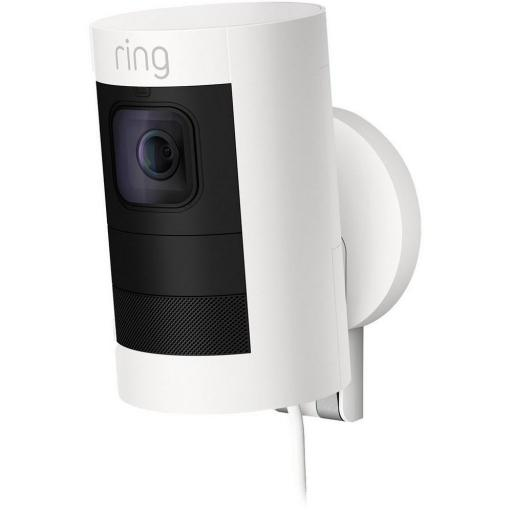 Ring 8SS1E8_WEU0-Stickup Cam Wired - White