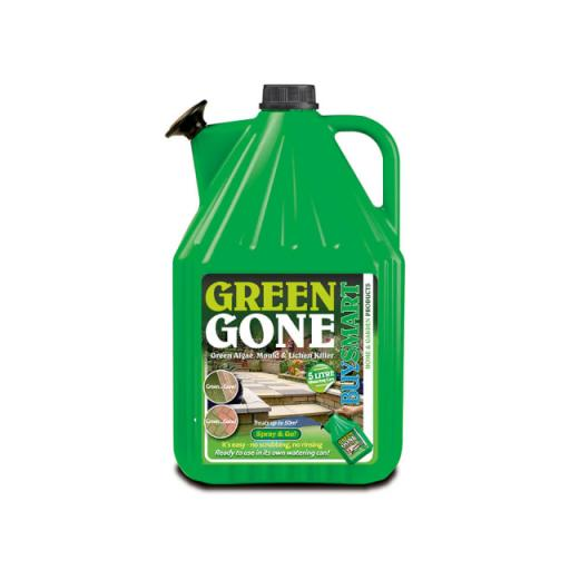 Green Gone In Watering Can 5L