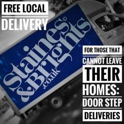 Doorstep Deliveries