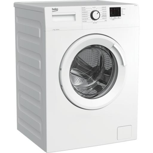 Beko WTK72041W 7kg 1200 Spin Washing Machine - White - A+++ Energy Rated